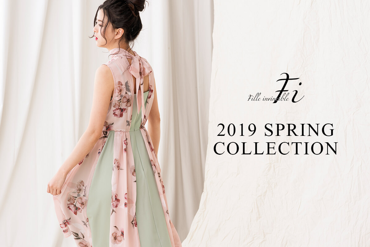 Fi 2019SPRING NEW COLLECTION